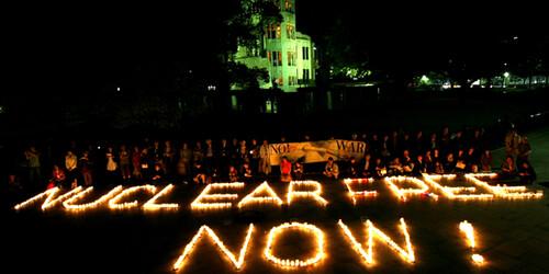 Il Premio Nobel per la Pace 2017 va a ICAN, la campagna internazionale per la messa al bando della armi nucleari. Una campagna a cui PeaceLink ha aderito e contribuito fornendo fin dall'inizio il suo spazio web.