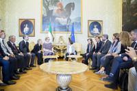 """Oltre 240 deputati e senatori italiani sottoscrivono il """"Parliamentary Pledge"""" della Campagna ICAN"""