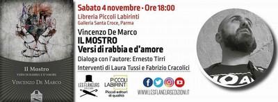 A Parma con Vincenzo De Marco