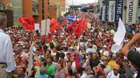 Honduras: 'Convergenza conto il Continuismo' mostra i muscoli