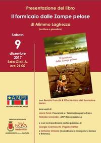 Presentazione del Libro di Mimmo Laghezza. Con la Taranto che Resiste