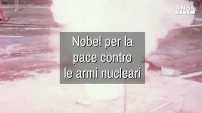 ICAN - SIAMO TUTTI PREMI NOBEL PER LA PACE