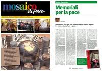 Mosaico di Pace - Memorie e memoriali per la pace e la convivenza