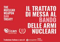 Il Trattato di messa al bando delle armi nucleari: temi e prospettive