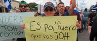 Honduras: Come rubarsi le elezioni