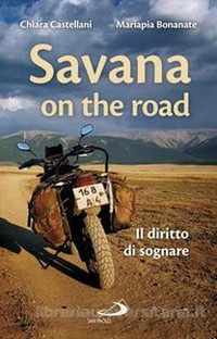 "Il libro ""Savana on the road"""