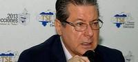 Magistrato presidente David Matamoros (Foto La Prensa)