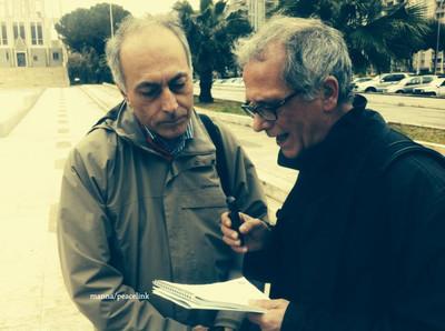 Maurizio Bolognetti e Alessandro Marescotti