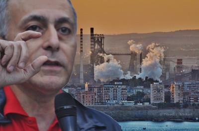 Alessandro Marescotti e l'Ilva di Taranto