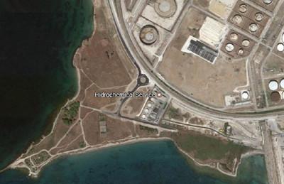 Il sito della Hidrochemical Service