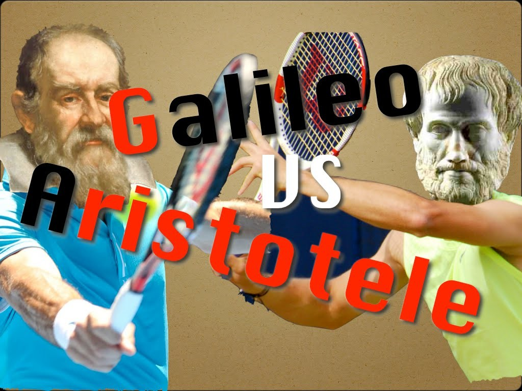 Aristotele e Galileo