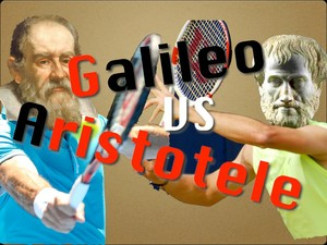 Aristotele e Galileo