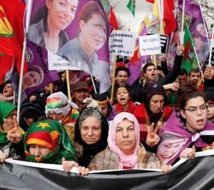 Jin, jiyan, azadi: appello per le donne curde