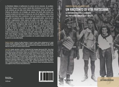 LIBRO: Un Racconto di Vita Partigiana - Seconda Edizione