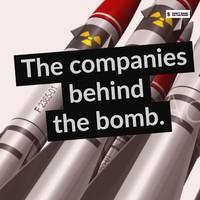 """Sempre più soldi per le armi nucleari: nuovo rapporto """"Don't bank on the bomb"""""""