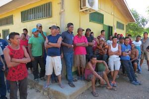 Lavoratori Ingenio Taboga a Cañas (Foto G. Trucchi | Rel-UITA)
