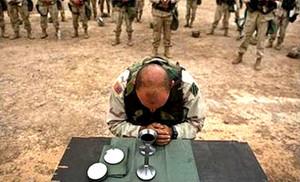 Cappellani militari senza stellette