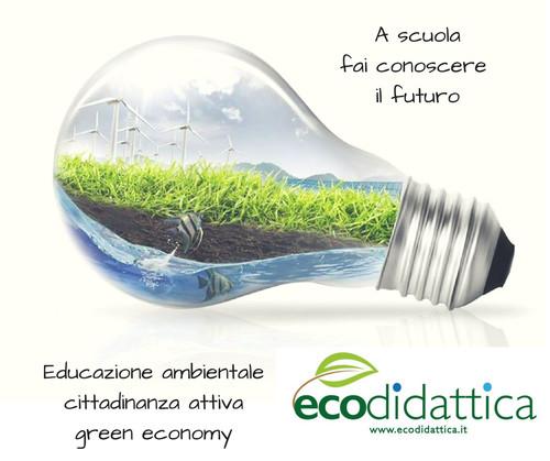 Corsi di Ecodidattica. Ecologia, green economy e cittadinanza attiva