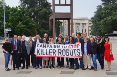 Stop Killer Robots Geneva Nazioni Unite