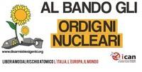 Alla vigilia dell'Earth day (22 aprile 2018): bandire gli ordigni nucleari in quanto armi di distruzione climatica