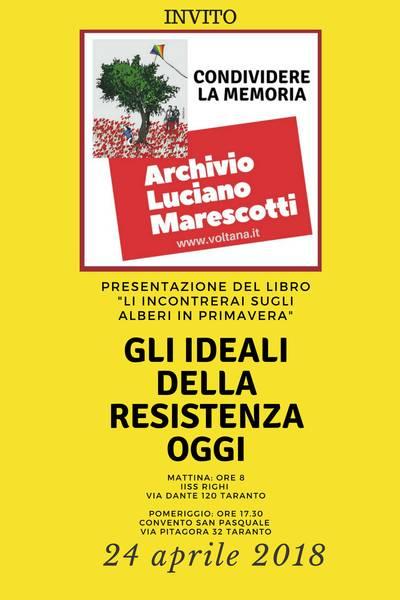 Il libro curato dall'Archivio Luciano Marescotti
