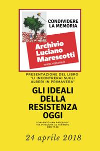 Comunicato e Logo Archivio Luciano Marescotti