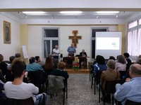 Il caporedattore del Quotidiano alla presentazione dell'Archivio Luciano Marescotti