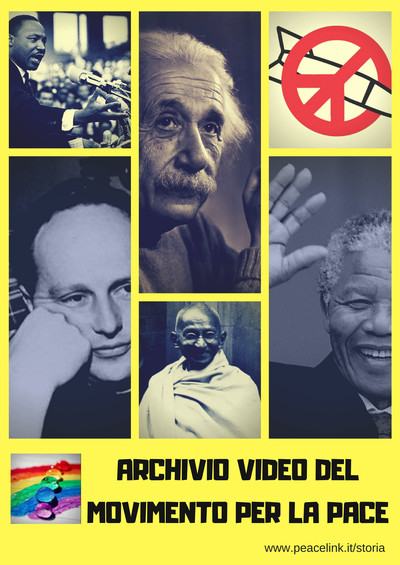 Archivio Video del Movimento per la Pace
