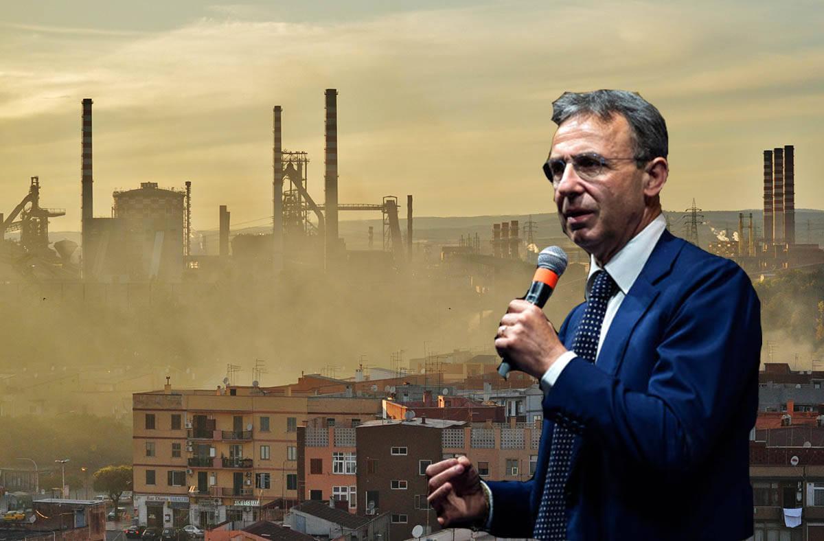 Il Ministro dell'Ambiente Sergio Costa