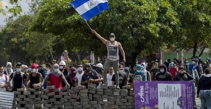 Proteste in Nicaragua (Foto END)