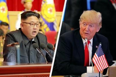 Trum e Kim incontro SIngapore
