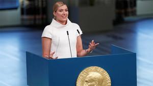 Beatrice Fihn Nobel Prize