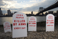 Sradicare i traffici di armi leggere: due settimane di incontri all'ONU tra governi e società civile