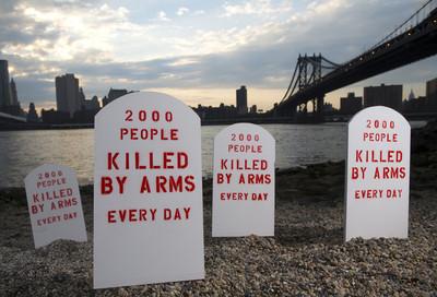 Violenza armata - Armed violence