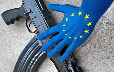 European Unione arms