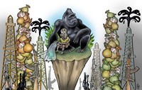 Il Virunga ci chiede aiuto: no al petrolio!