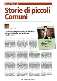 Mosaico di Pace - Libro: Piccoli Comuni fanno grandi cose !