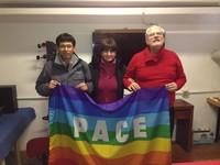 PeaceLink e Unimondo - Il giornale Akahata intervista gli attivisti ICAN