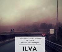 Vento rosso a Taranto