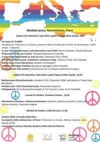 Mediterraneo, Nonviolenza, Pace