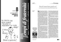 Tempi di Fraternità - Libro: Piccoli Comuni fanno grandi cose !