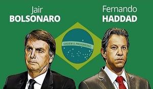 Bolsonaro-Haddad ballottaggio