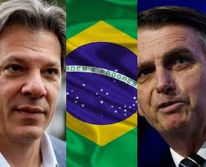 Bolsonaro-Haddad balottaggio