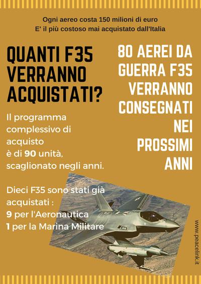 F35 e M5s