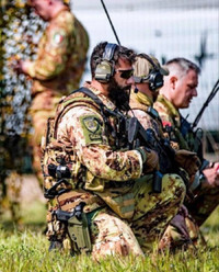"No NATO, No Guerre: presidio presso la Base del ""Headquarters Nato Rapid Deployable Corps Italy"""