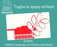 Campagna mondiale per la riduzione delle spese militari