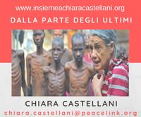 Chiara Castellani è in Italia