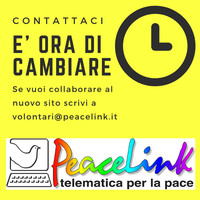 E' nato il nuovo sito di PeaceLink