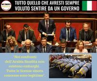 Armi italiane all'Arabia Saudita, il governo non cambia rotta