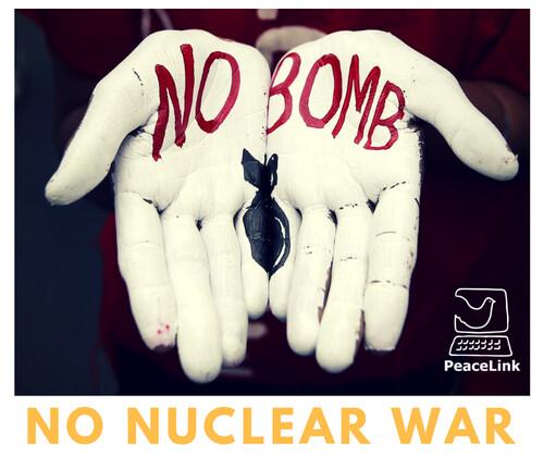 """La decisione di uscita degli USA dal Trattato INF sulle forze nucleari a medio raggio è un atto molto grave. """"In un momento in cui abbiamo disperatamente bisogno di passi in avanti verso il disarmo, ritirarsi dal trattato INF sarebbe un grosso passo indietro"""", ha dichiarato l'IPPNW (International Physicians for the Prevention of Nuclear War)."""